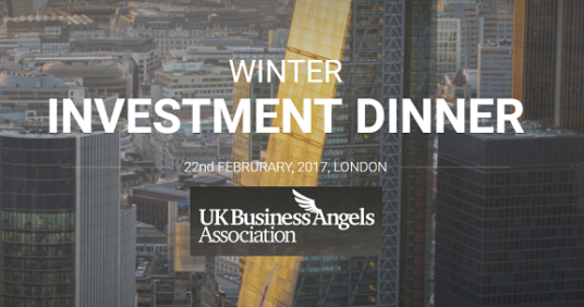 The Annual UKBAA Winter Investment Dinner – 22nd February 2017
