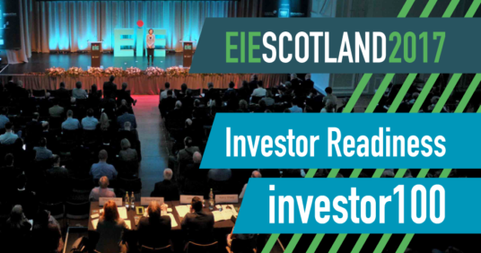 EIE17 Investor Readiness Workshop & investor100 – 28th February 2017