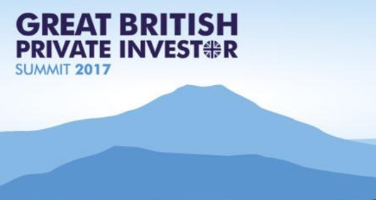 The 5th Great British Private Investor Summit 2017 – 25th May 2017