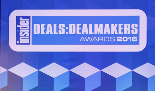The Scottish Business Insider Deals & Dealmakers Awards - 31st August 2017