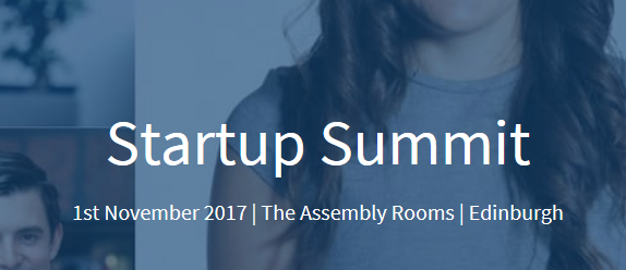 Startup Summit - 1st November 2017