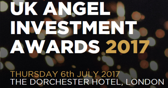 UKBAA Angel Investment Awards 2017 – 6th July 2017