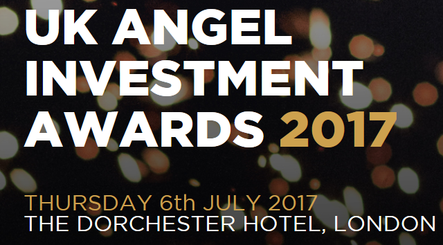 UKBAA Angel Investment Awards 2017 - 6th July 2017