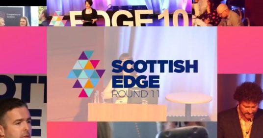 Scottish EDGE Round 11