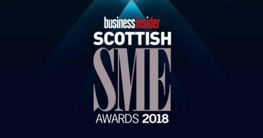 Business Insider Scottish SME Awards