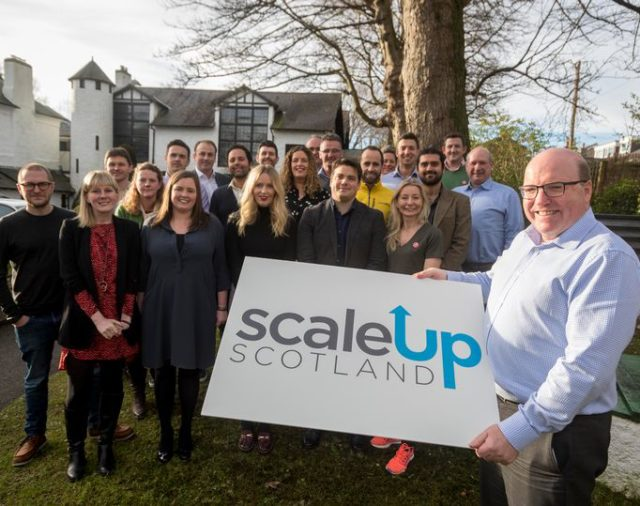 Scale up Scotland programme launched