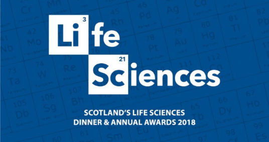 Scotland's Life Sciences Awards 2018 – Awards Shortlist Announced